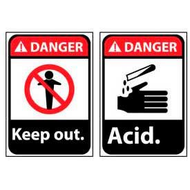 Ansi Danger Signs