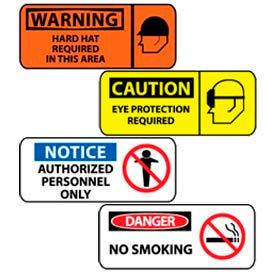 OSHA Graphic Signs