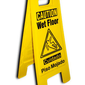 Heavy Duty Floor Signs