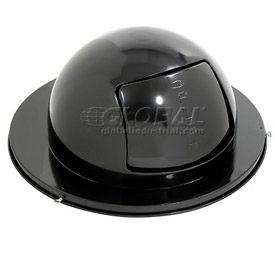Self-Closing Steel Dome Drum Tops