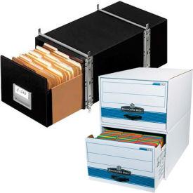 Space-Saving File Corrugated Storage Drawers