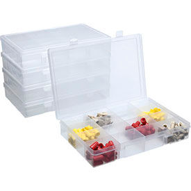 Plastic Compartment Boxes and Racks