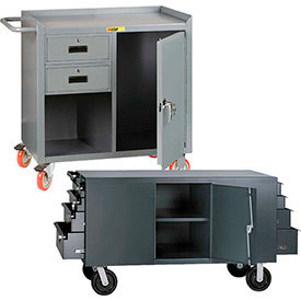 Mobile Service Bench Workstations