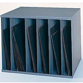 Durham® - Art File With Adjustable Dividers