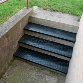 Outdoor Recycled Rubber Stair Treads