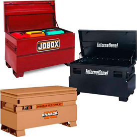 Heavy Duty Job Site Storage Boxes