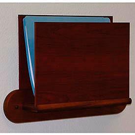 Wooden Mallet - HIPAA Compliant Oak Open Ended Chart Holders