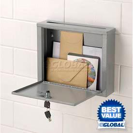 Interservices des boîtes aux lettres en acier