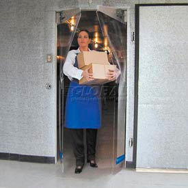Walk-in congélateur portes battantes