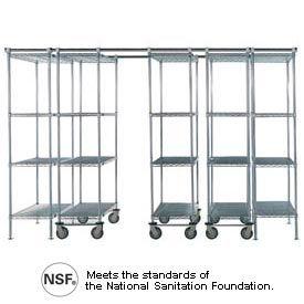 Nexel® espace-Trac haute densité Mobile Storage Systems
