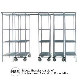Nexel® Space-Trac High Density Mobile Storage Systems