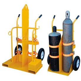 Vestil Welding Cylinder & Torch Carts