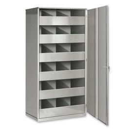 Steel Storage Bin Cabinets