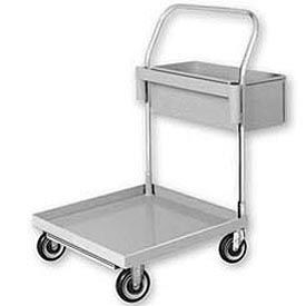 Steel Cleaning Carts