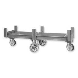 Low Profile Bar, Rod & Tubing Storage Trucks