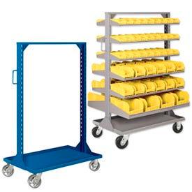 Portable Bin Racks & chariots panneau