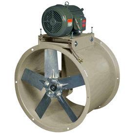 Tube Axial courroie Duct Fan pour milieu sec