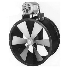 Explosion Proof Tube Axial courroie Duct Fan pour milieu humide