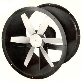 Tube Axial Direct Drive Duct Fan