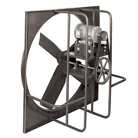 Industrial Duty Belt Drive Wall Exhaust Fans