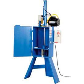 Broyeur hydraulique de pail d'acier
