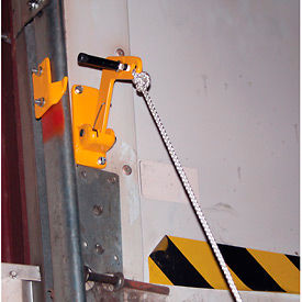Automatic Overhead Dock Door Lock