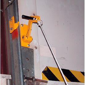 Verrouillage automatique de porte de quai de dessus supérieur