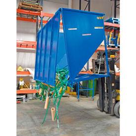Vestil Forklift Steel Chute Hoppers
