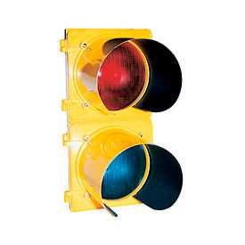 Vestil Dock Traffic Light Control Systems
