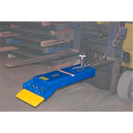 Forklift Truck Floor Scraper