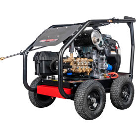 Industrial Duty Gas Pressure Washers (3300 to 7000 psi)