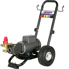 Mobile Electric Pressure Washers