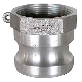 Aluminum Camlock Fittings