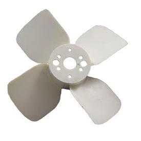 Pales de ventilateur en plastique