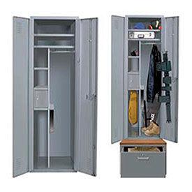 All-Welded Emergency Response Heavy Duty Lockers