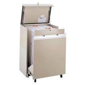 Safco® - Masterfile 2 Vertical File Cabinet