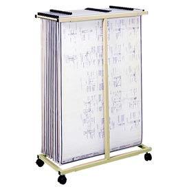 Safco® - Adjustable Mobile Vertical File