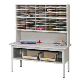 Safco® - meubles de salle de courrier de E-Z Sort®