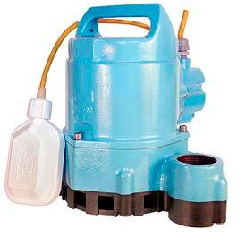 Pompes d'effluents submersibles haute température