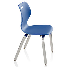 KI Intellect Wave™ Stackable Chairs