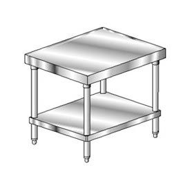 Premium Stainless Steel Mixer Stand With Galvanized Understructure