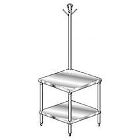 Economy Stainless Steel Mixer Stands