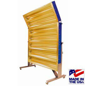 Portable Electric Infrared Heat Panels