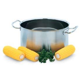 Pots de sauce en acier inoxydable