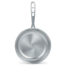 Natural Aluminum Fry Pans