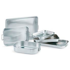 Heavy Duty Aluminum Bake & Roast Pans