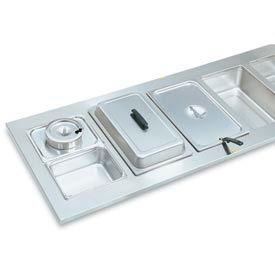 Vollrath® Stainless Steel Adaptor Plates