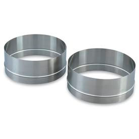 Vollrath® Stainless Steel Adaptor Rings