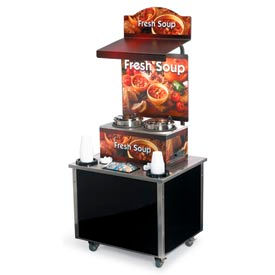 Vollrath® Cayenne® Soup Kiosks