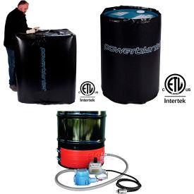 Hazardous Area Drum And IBC Heat Blankets